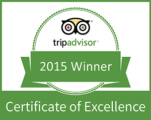 Strathmore Guest House - Trip Advisor Cerftificate of Excellence