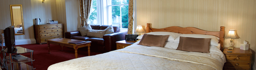 Strathmore Guest House Rooms